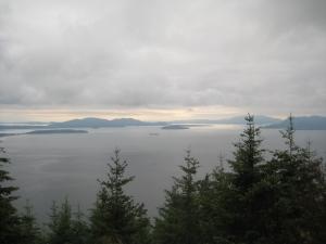 cloudy Northwest