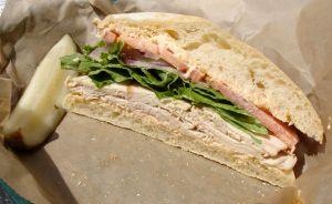 Avenue Bread Baja Turkey Sandwich